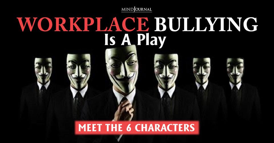 workplace bullying process