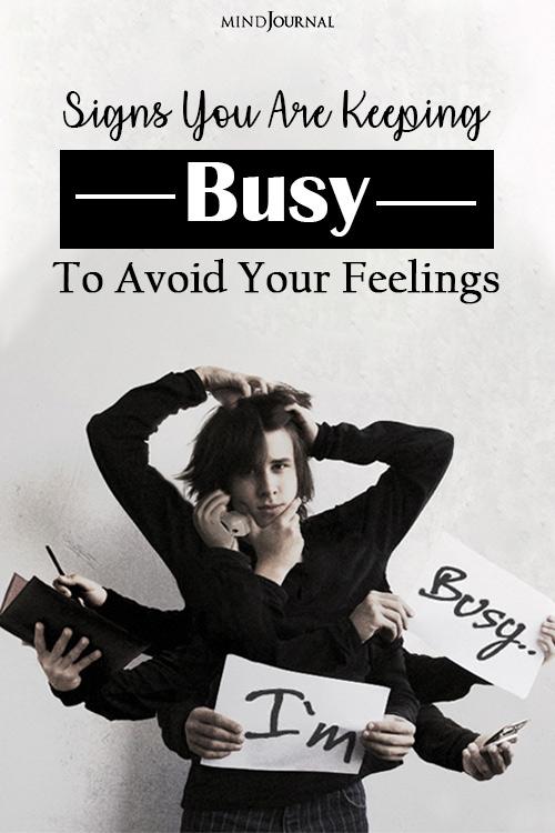 Busyness Addiction Pin