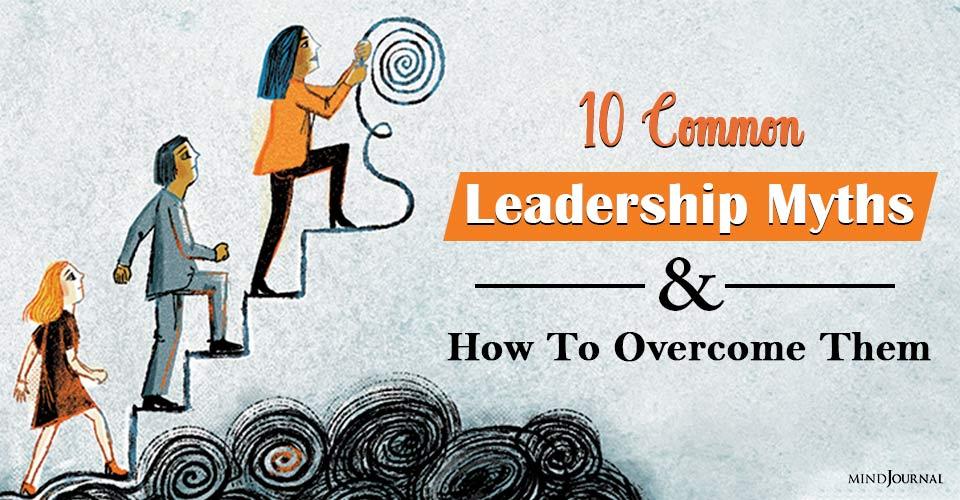 Common Leadership Myths