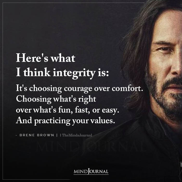 Heres What I Think Integrity Is
