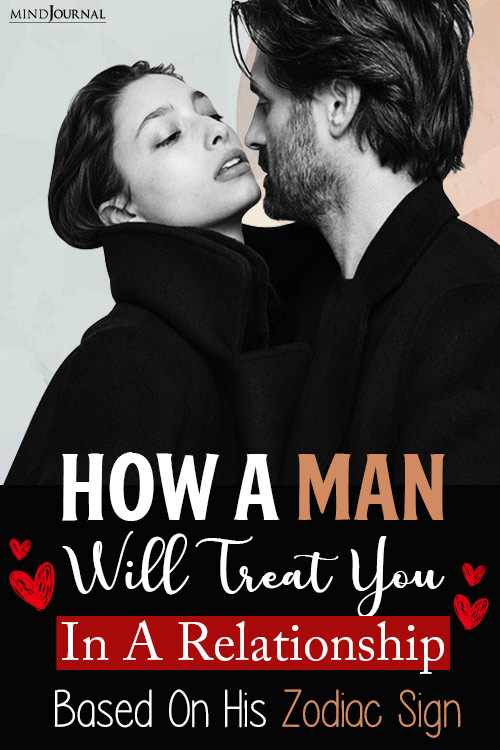 How A Man Will Treat You pin