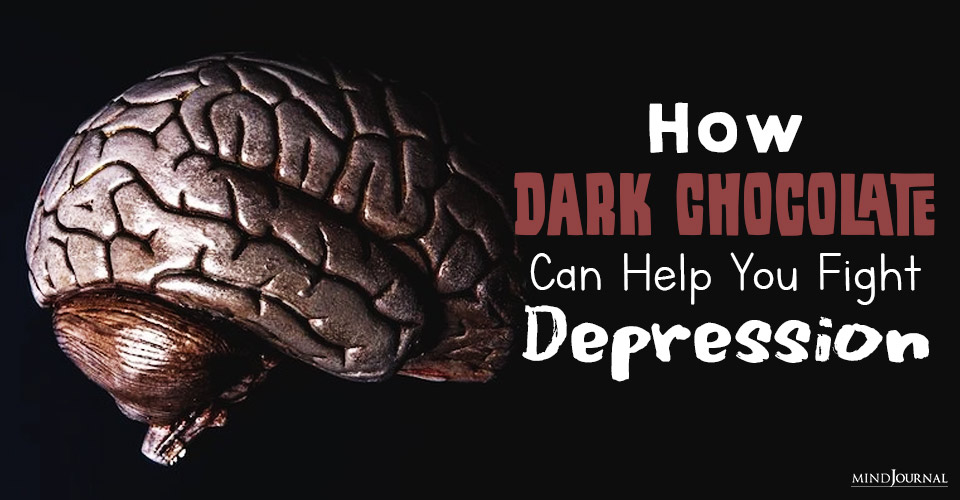 How Dark Chocolate Can Help You Fight Depression