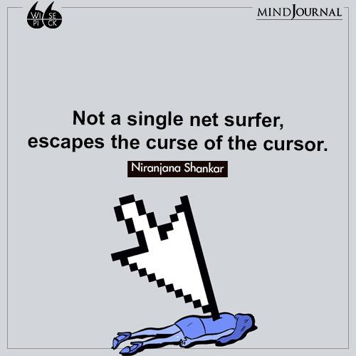 Niranjana Shankar escapes the curse of the cursor