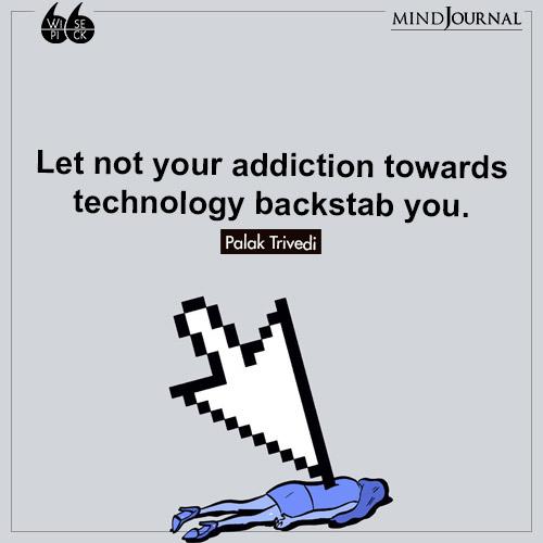 Palak Trivedi technology backstab you