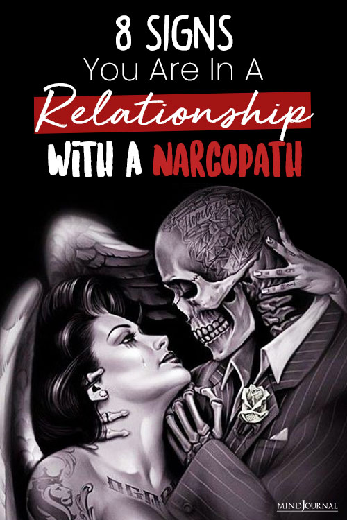 Relationship With Narcopath pin