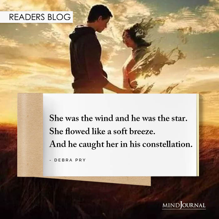 She was the wind