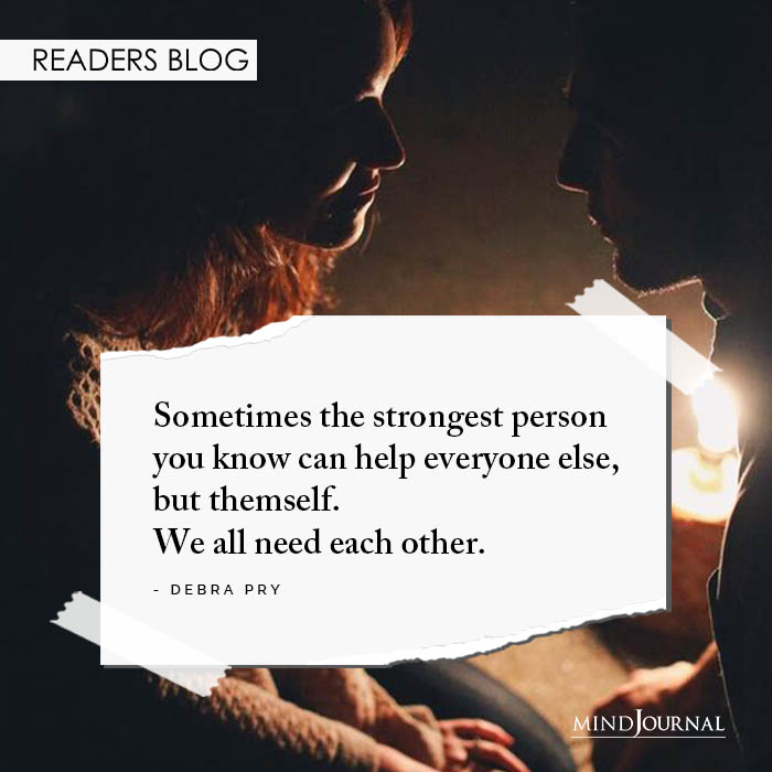 The Strongest Person