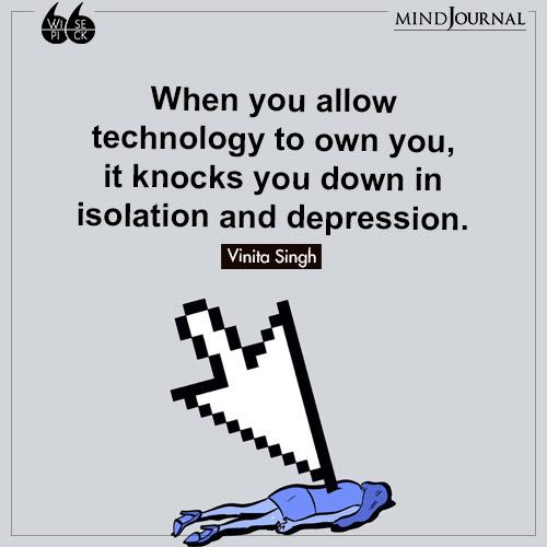 Vinita Singh technology to own you