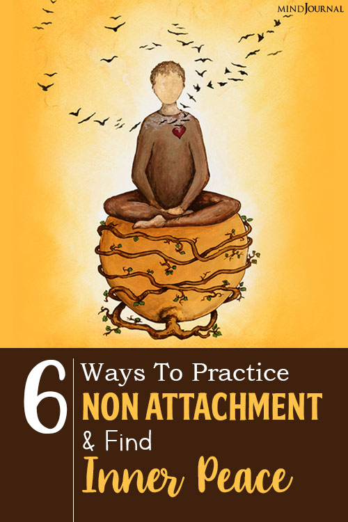 Ways to Practice Non-Attachment pin