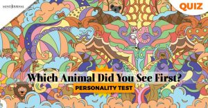 Which Animal Did You See First
