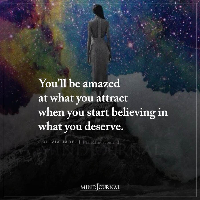 Youll Be Amazed At What You Attract